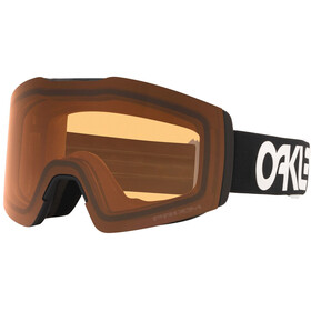 Oakley Fall Line XM Snebriller, sort/orange